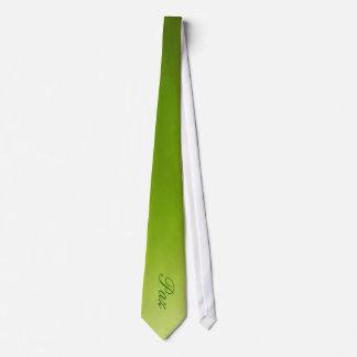 Tie - Paz - Verde