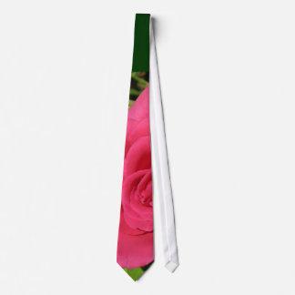 tie - pink rose