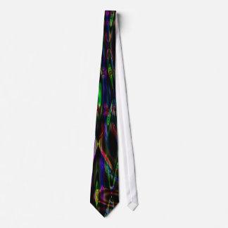 Tie: Primary Diffraction Neck Tie