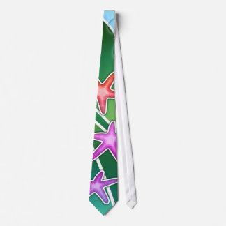 Tie - Starfish Pop Art
