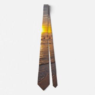 Tie: Sunset by the Beach Neck Tie