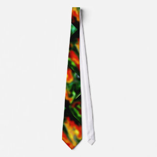 Tie with colorful Design