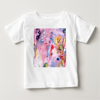 Tied dye type design, purple pink and more t-shirt