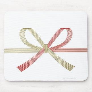 Tied Ribbon Mouse Pad