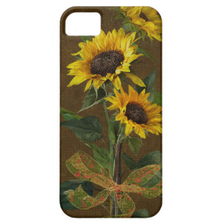 Tied Sunflowers iPhone SE/5/5s Case