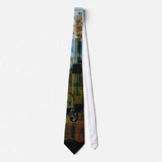 Tied Violin Tie