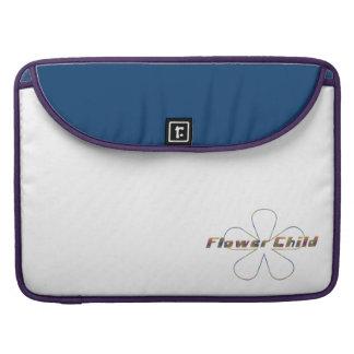 Tiedye Flower Child Sleeve For MacBooks