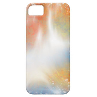 Tiedye Marbleized mirada de la chispa iPhone 5 Carcasas