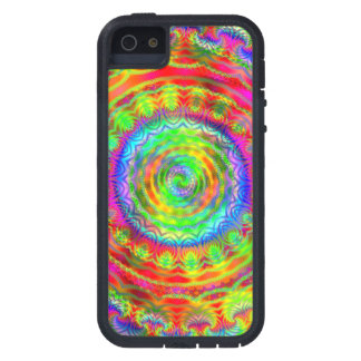 Tiedye Target Case For iPhone SE/5/5s