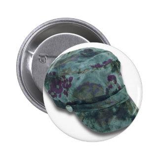 TieDyeCommandoHat122410 2 Inch Round Button