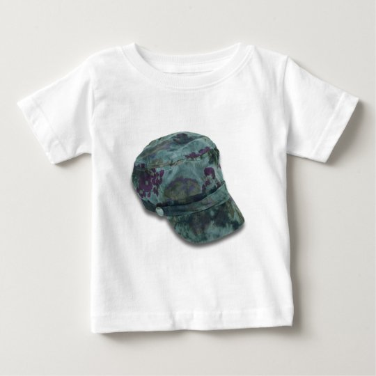 TieDyeCommandoHat122410 Baby T-Shirt