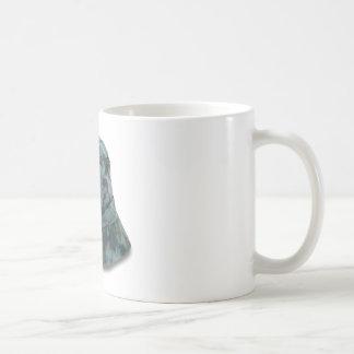 TieDyeCommandoHat122410 Classic White Coffee Mug