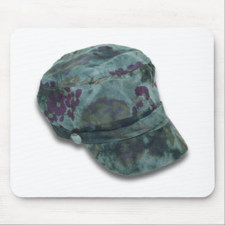 TieDyeCommandoHat122410 Mouse Pad