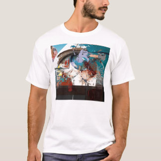 Tiefes Augenblick T-Shirt