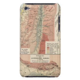 Tieflander Atlas Map iPod Touch Cover