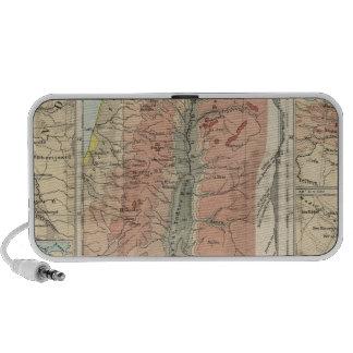 Tieflander Atlas Map Notebook Speakers