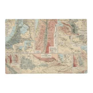 Tieflander Atlas Map Placemat