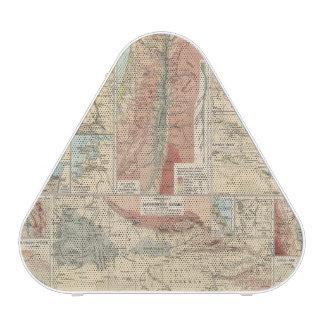 Tieflander Atlas Map Speaker