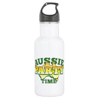 ¡TIEMPO australiano de la PARTE!