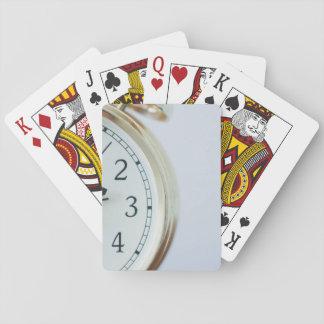 tiempo barajas de cartas