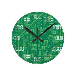 Tiempo binario relojes