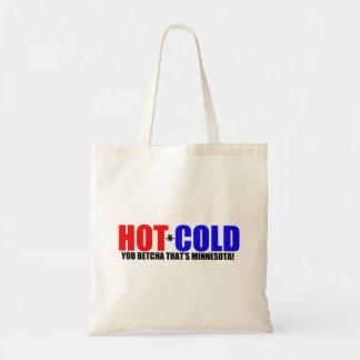 Tiempo caliente y frío del manganeso bolsas