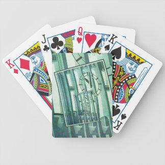 Tiempo cambiante baraja de cartas