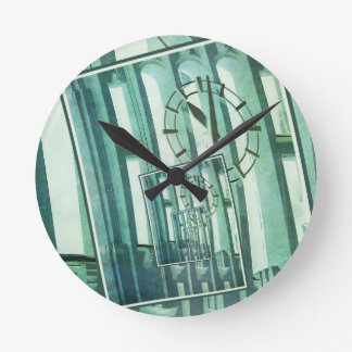 Tiempo cambiante reloj
