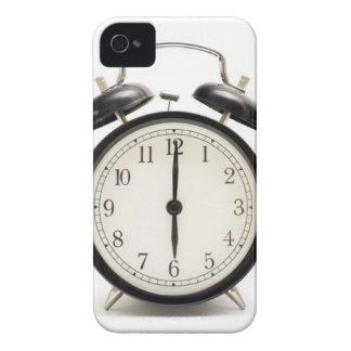 ¡Tiempo casero!! Reloj lindo del vintage Carcasa Para iPhone 4 De Case-Mate