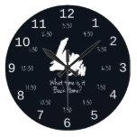 Tiempo casero trasero - edición de MST Reloj