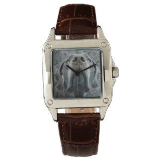 Tiempo con su great dane relojes de pulsera