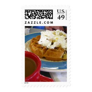 Tiempo con usted - el menú del día más importante timbres postales