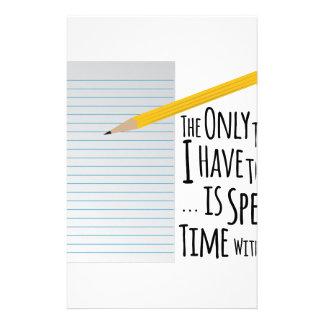 Tiempo con usted  papeleria