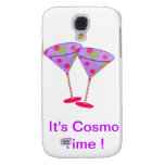 ¡Tiempo cosmopolita del fiesta de Martini!