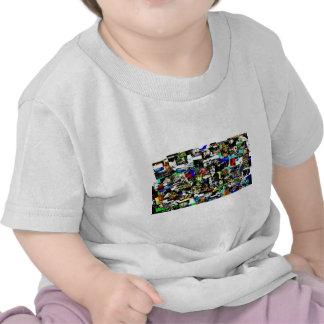 Tiempo crepuscular camisetas