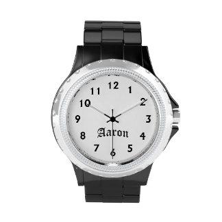 Tiempo de Aaron Relojes