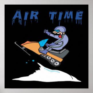 Tiempo de aire 2 impresiones