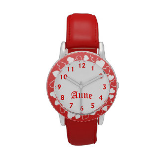 Tiempo de Anne Relojes De Mano