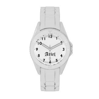 Tiempo de Ariel Relojes De Mano
