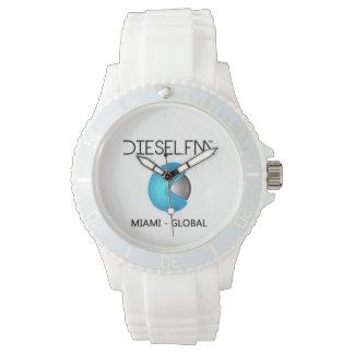 Tiempo de Diesel.FM Reloj De Mano