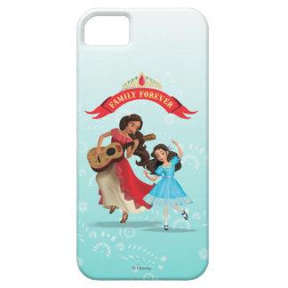 Tiempo de Elena y de la hermana de Isabel el   iPhone 5 Carcasas
