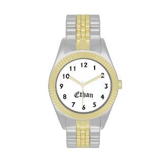 Tiempo de Ethan Relojes