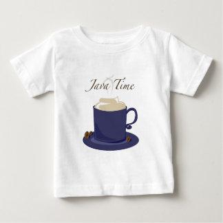 Tiempo de Java Camiseta