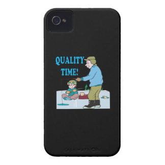 Tiempo de la calidad iPhone 4 Case-Mate coberturas