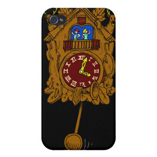 Tiempo de la cerveza iPhone 4/4S carcasas