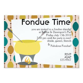 """¡Tiempo de la """"fondue""""!"""