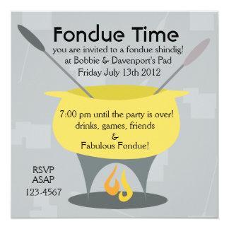 """¡Tiempo de la """"fondue""""! Anuncios Personalizados"""