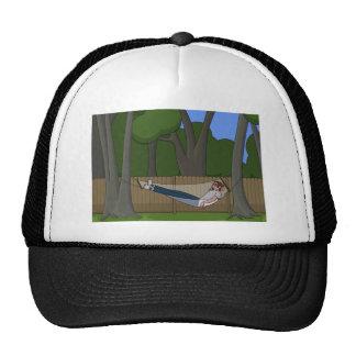 Tiempo de la hamaca gorras