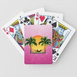 Tiempo de la isla baraja cartas de poker