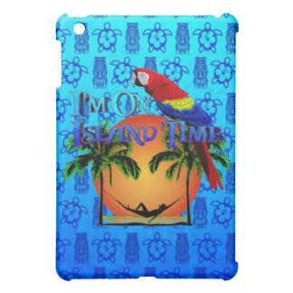 Tiempo de la isla en hamaca iPad mini cobertura